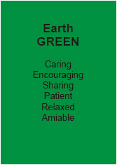 Personality Test Earth Green - Andy Edwards