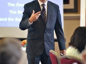Andy Explains the Consultative Selling Process