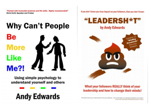 Leadersh*t || Why can't people be more like me?
